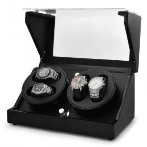CA2PM Vitrina relojes con cargador 4 relojes