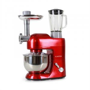 Lucia Rossa Robot de cocina batidora amasadora picadora rojo