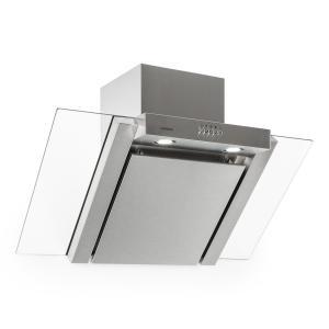 RGL90WS campana extractora campana cocina decorativa 90 cm acero inox Transparente