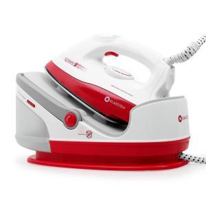 Speed Iron Centro de planchado 2400W 1,7L rojo