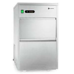 Powericer-XXL máquina hielo fabricador de cubitos 25kg/24h  acero inox XXL