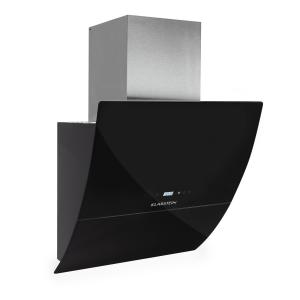 RGL60BL campana extractora campana de pared plegable 60 cm negro Negro | 60