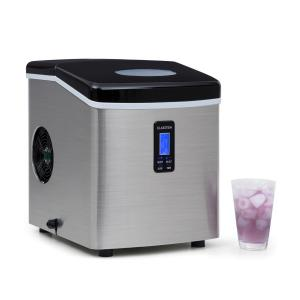 Mr.Black-Frost Máquina de hielo 150 W negra 15kg Negro