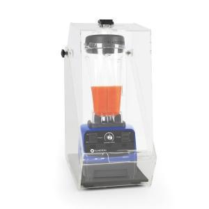 Herakles 3G Batidora Vaso azul con cover 1500W 2,0 PS 2 litros libre de BPA