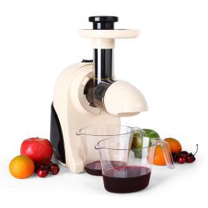 Fruitpresso Moreno Licuadora 150 W 80 rpm crema Crema