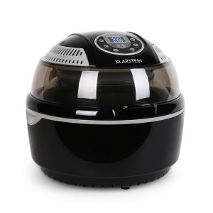 VitAir Fryer freidora sin aceite freidora dietetica  1400 W negro/gris Negro
