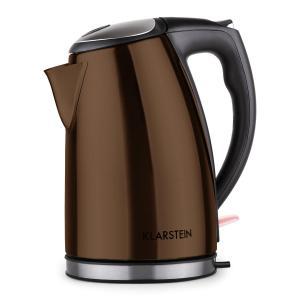 Ariela Hervidor de agua 1,7l 2200W Marrón chocolate