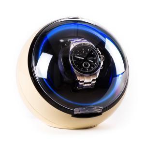 St.Gallen Deux Watch winder 4 modos LED crema Crema