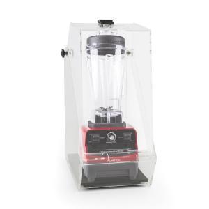 Herakles 3G Batidora Vaso rojo con cover 1500W 2,0 PS 2 litros libre de BPA