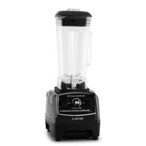 Herakles-2G-B Batidora de vaso smoothie maker 1200 W sin BPA negro