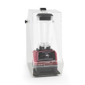 Herakles 2G Batidora Vaso rojo con cover 1200W 1,6 PS 2 litros libre de BPA
