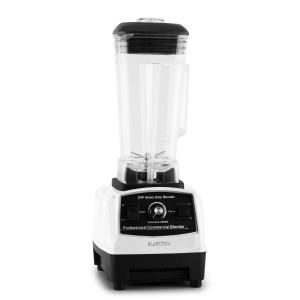 Herakles 2G-W batidora de vaso smoothie maker 1200 W sin BPA blanco