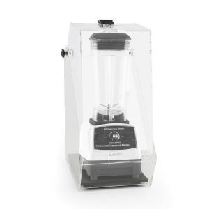 Herakles 2G Batidora Vaso blanco con cover 1200W 1,6 PS 2 litros libre de BPA