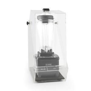 Herakles 4G Batidora Vaso negro con cover 1500W 2,0 PS 2 litros libre de BPA