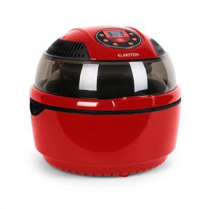 VitAir Fryer freidora sin aceite freidora dietetica 9 Lt rojo/negro