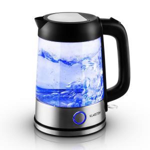 Tiefblau Hervidor de agua 1,7 litros 2200W iluminación led azul