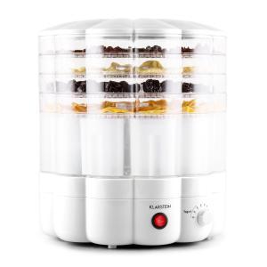 Yofruit Deshidratador de 5 pisos con yogurtera blanco Blanco