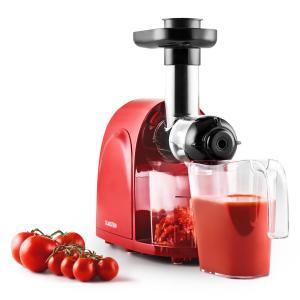 Slowjuicer Exprimidor 150W 80 rev/min Rojo y negro Rojo
