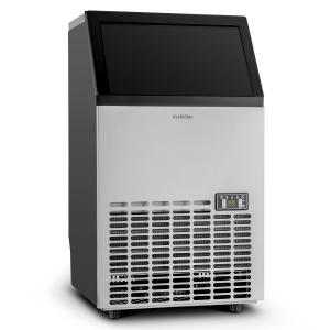 Klarstein Powericer ECO máquina hielo fabricador de hielo 45kg 400 W acero inox.