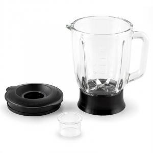 Herakles batidora de vaso accesorio jarra de cristal 1,5l