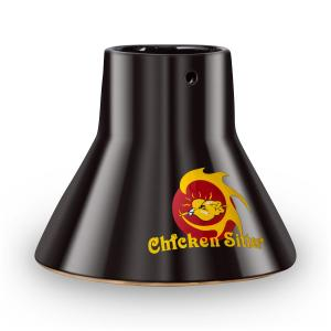 Chicken Sitter Asador para pollos Accesorio para barbacoa Cerámica
