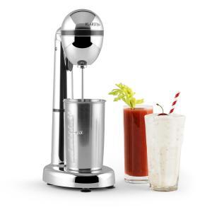 van Damme Mezclador de bebidas 100W 450ml Acero inoxidable Vaso de mezcla Plata