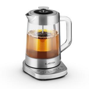 Assam Express Hervidor de agua Tetera 1,5l 1500W Acero inoxidable Colador de té