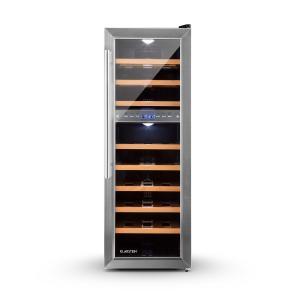 Reserva 27D nevera para vino frigorifico vino 27 botellas 140 W acero