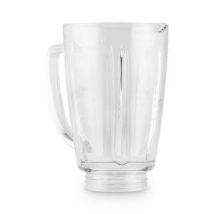 Vaso de recambio para batidora Herakles Steel 1,8 litros Cristal