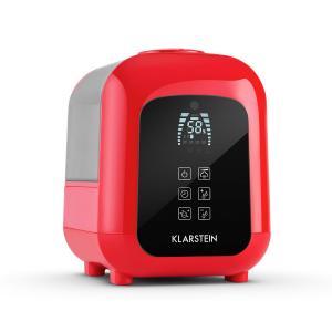 Sevilla Humidificador Ionizador Ambientador Ultrasonido 4,5l Rojo