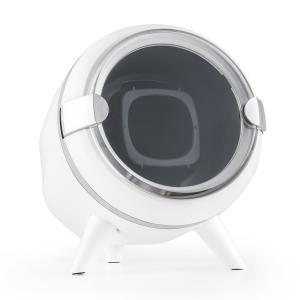 Sindelfingen Estuche para 1 reloj con rotación hacia la derecha e izquierda blanco Blanco
