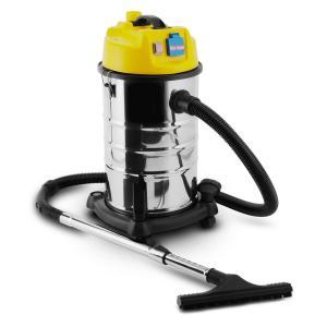 Reinraum Aspiradora en seco y húmedo Aspiradora industrial 1800 W 30L Toma de corriente