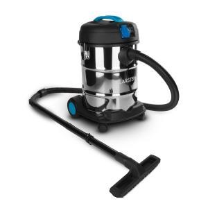Reinraum Prima Aspiradora en seco y húmedo Aspiradora industrial 1200 W 25L Toma de corriente