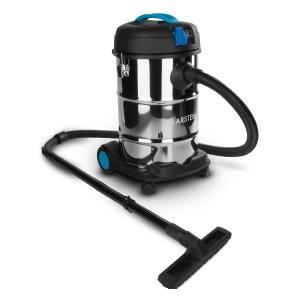 Reinraum Prima Aspiradora en seco y húmedo Aspiradora industrial 1200 W 30L Toma de corriente
