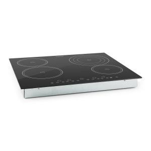 Virtuosa Cocina encastrable de vitrocerámica 6500 W 59x52 cm 4 placas