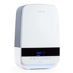 Nibelheim Humidificador de aire ultrasónico Ionizador 5,6 L UV blanco