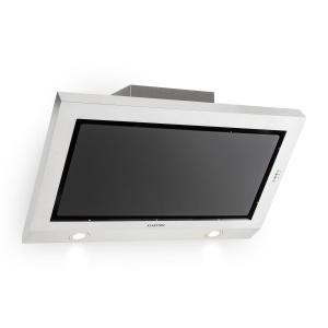 Garcon campana extractora acero inoxidable 90 cm 590 m³/h cristal LED panel