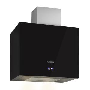 Cuboo Campana extractora 60cm 340 m³/h negra Negro
