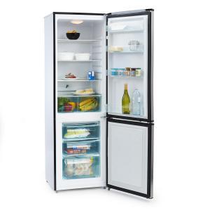 Big Mommy Cool combi nevera congelador A++ 205kWh/año 300 L Plata | 300