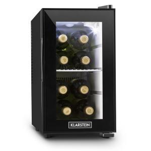 Beerlocker S mini nevera 21 litros Clase A+ negra