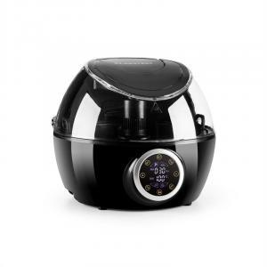 VitAir Twist Freidora de aire caliente Robot de cocina multifunción 1230 W en negro