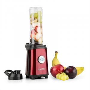 Tuttifrutti Mini-Mixer 350 W 800 ml  cuchillas en cruz sin BPA  rojo