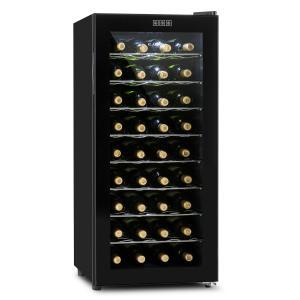 Vivo Vino nevera para vino termo eléctrica 36 botellas 118 litros