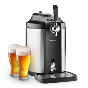 Skal Tirador/Grifo de cerveza para barriles de 5 l por CO2 en acero inoxidable