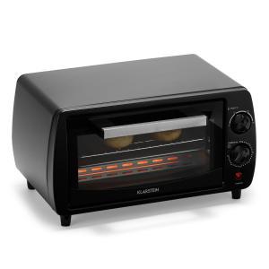 Minibreakmini horno 11l 800W 60min timer 250ºC negro Negro