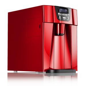 Ice Volcano 2GR Máquina de hielo 12kg/24h 2 Ltr rojo Rojo