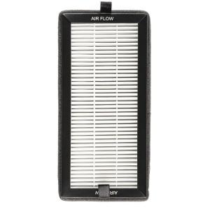 Tramontana Filtro de recambio HEPA Accesorio para purificador de aire 10 x 21 cm