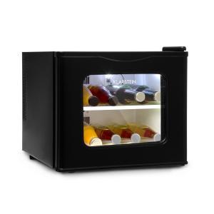 Winehouse Minibar 17 L 60 W Clase A++ 38 dB Puerta de cristal negro Negro