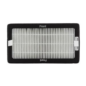 Pure Filtro HEPA fino para polvo Recambio 11x20x4,5 cm