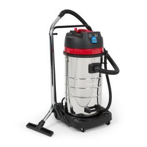 Reinraum Centaur Aspiradora Industrial Profesional Potente Húmeda Seca 100 litros 2400W